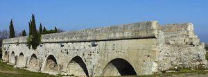 Les monuments romains d'Arles antique (1).