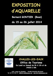EXPOSITION  Mars 2014