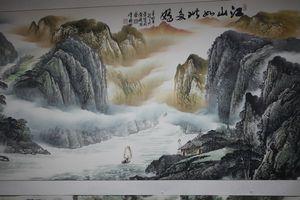 Les arts traditionnels : la peinture et la calligraphie (partie 2)