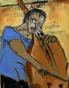 Olivier Calmel quartet (L'Ecoutille, juin 2007)