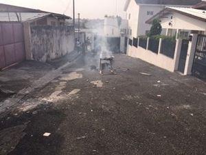 #gabon:Communiqué du mouvement  &quot&#x3B;Les Souverainistes&quot&#x3B; suite aux actes de vandalisme posés au domicile de Mr Ping