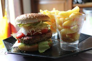 Le Hamburger du mercredi !