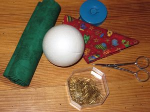 Boules de Noël artichautttttt
