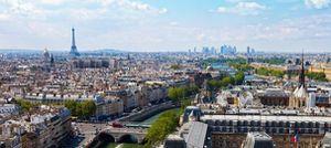 PRIX DE L'IMMOBILIER PARISIEN