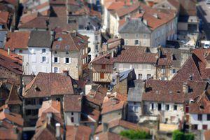 Saint-Céré photo R.Levaché