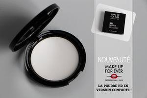 La poudre HD de Make Up For Ever