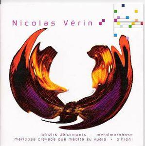 Emission sur le nouveau CD de Nicolas Vérin sur la radio nationale de Roumanie