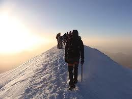 Objectif Mont Blanc: un aller retour sur le toit de l'Europe en moins de 24h !