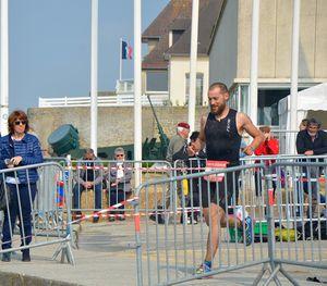 DDay Arromanches Triathlon... pour une première