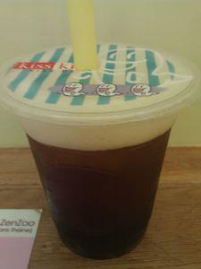 J'ai testé... les Bubble Tea de Zen Zoo