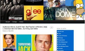Rappel Sondage : Quelle est votre série préférée ? &amp&#x3B; Série du mois ( A droite de votre écran )
