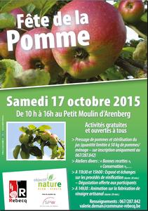 17/10 Fête de la pomme