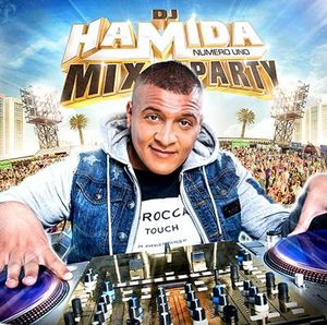 DJ Hamida : sa nouvelle compilation &quot&#x3B;Mix Party 2015&quot&#x3B; sortira le 25 Mai 2015 !