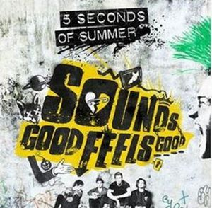 5 Seconds Of Summer : leur nouvel album &quot&#x3B;Sounds Good Feels Good&quot&#x3B; sortira le 23 Octobre 2015 !