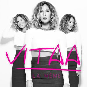Vitaa dévoile la pochette de son nouvel album &quot&#x3B;La Même&quot&#x3B; qui sortira le 6 Novembre 2015 !