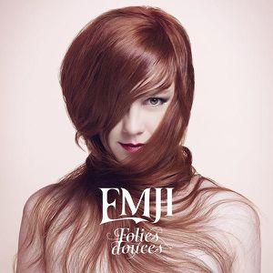 EMJI : son premier album solo &quot&#x3B;Folies Douces&quot&#x3B; sortira le 16 Octobre 2015 !