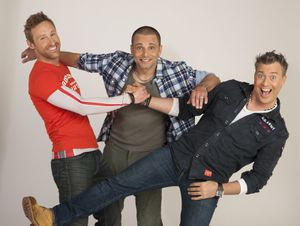 INTERVIEW DU GROUPE GENERATION BOYS BAND - 30 SEPTEMBRE 2015