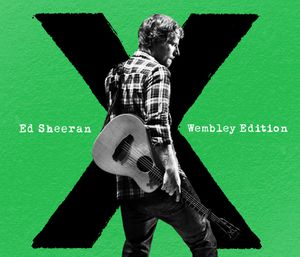 Ed Sheeran : une nouvelle édition &quot&#x3B;Wembley&quot&#x3B; de son album &quot&#x3B;X&quot&#x3B; sortira le 13 Novembre 2015 !