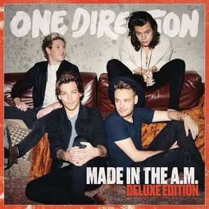 One Direction : leur nouvel album &quot&#x3B;Made In The A.M.&quot&#x3B; est enfin disponible !