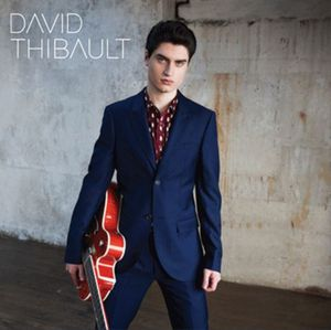[Evénement] David Thibault (The Voice 4) : son premier album solo sortira le 27 Mai 2016 !