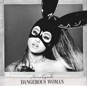 Ariana Grande : son nouvel album &quot&#x3B;Dangerous Woman&quot&#x3B; est #2 sur iTunes !
