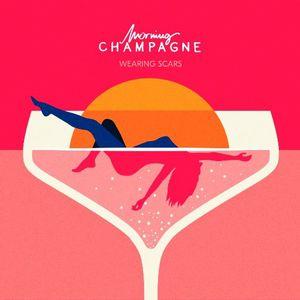 Morning Champagne présente son premier single &quot&#x3B;Wearing Scars&quot&#x3B; !