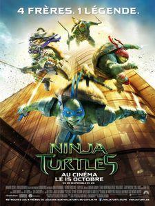 Billet cinéma &#x3B; Nnjas tortules
