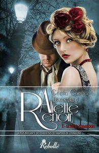 Les aventures d'Aliette Renoir Tome 1 : La secte d'Abaddon  de Cécilia Correia