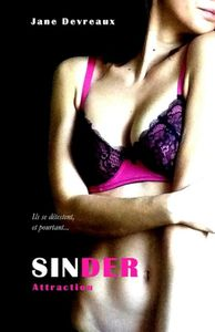 Sinder – Tome 2 : Attraction de Jane Devreaux