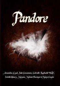 Pandore dévoile sa couverture !