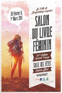 Livre du salon féminin d'Hagondange : les photos !