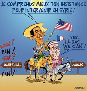 Et la Syrie !?