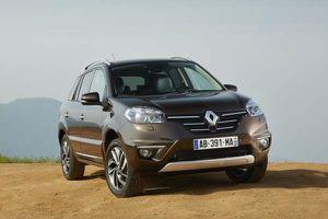 Renault  Koleos, esprit de famille