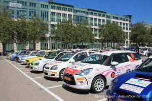 Rallye Luxembourg : Lor Sport Events, première difficile