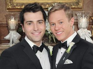 &quot&#x3B;Days of our lives&quot&#x3B; le mariage