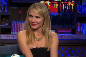 Interview de Cameron Diaz