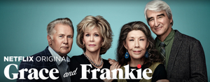 Grace and Frankie saison 3 sur Netflix