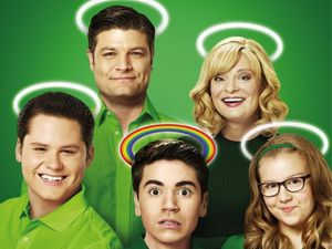 Série gay &quot&#x3B;The Real O'Neals&quot&#x3B;