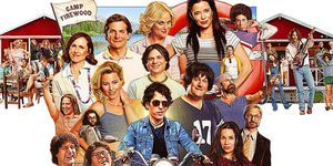Wet Hot American Summer: Ten Years Later la série