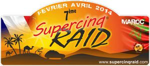 7è raid Supercinq pour le Maroc
