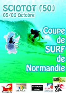Coupe de Surf de Normandie 05 / 06 Octobre