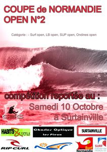 Coupe de Normandie n°2 Surtainville informations