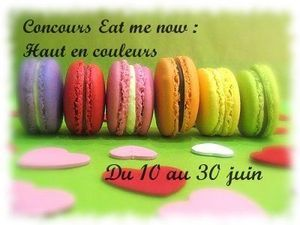 concours eat me now
