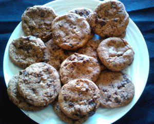 Cookies #01 (thermomix)