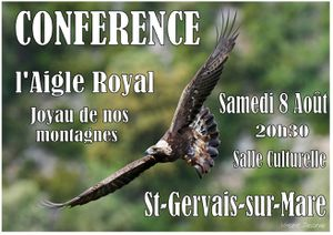 CONFERENCE AIGLE ROYAL