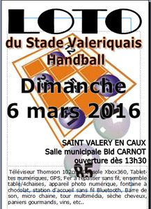 LOTO, on vous attend le 6 mars