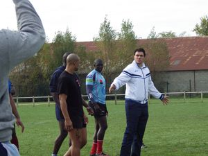 Les Lions rugbyssent!