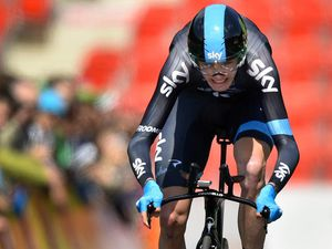 Chris Froome comme une évidence