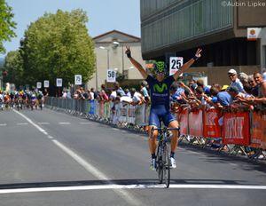 Adriano Malori s'était imposé à Castres l'année dernière