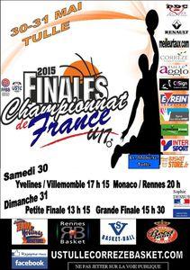 Le Final Four de basket à Tulle